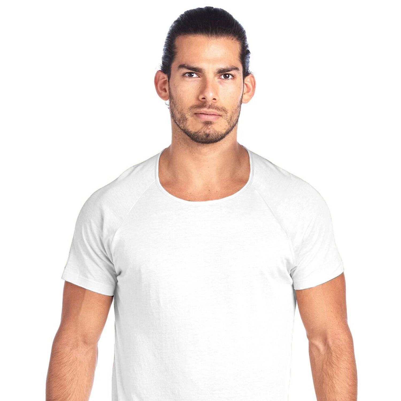SHIRTLESS | Crew Neck Undershirt | White